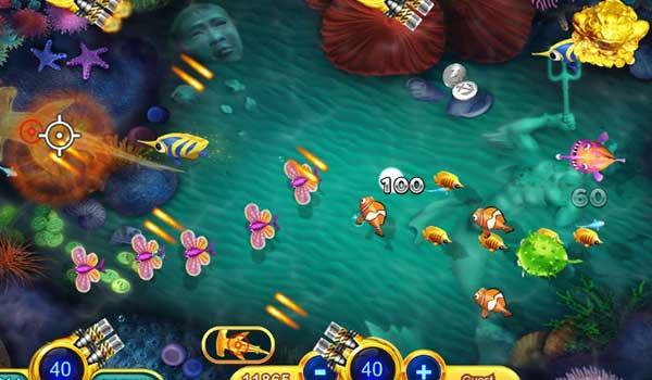 เกมยิงปลาออนไลน์ เกมพนัน